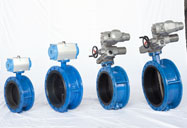 Butterfly Valves Series 7100